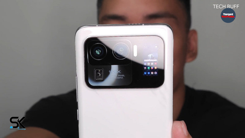 Xiaomi Mi 11 Ultra (2021) Real First Live Look Hands-On and Characteristics