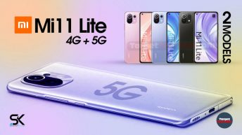 Xiaomi Mi 11 Lite 4G/5G characteristics, prices, differences and much more