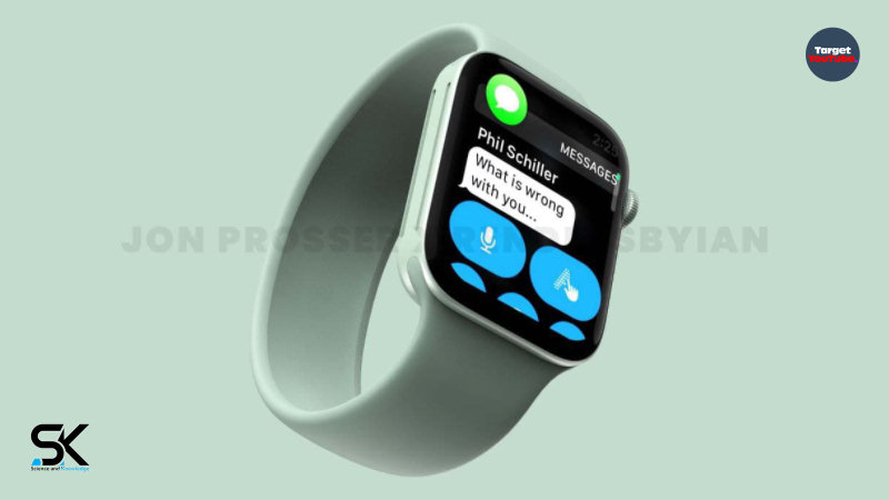 Introducing the new 2021 Apple Smartwatch Series 7