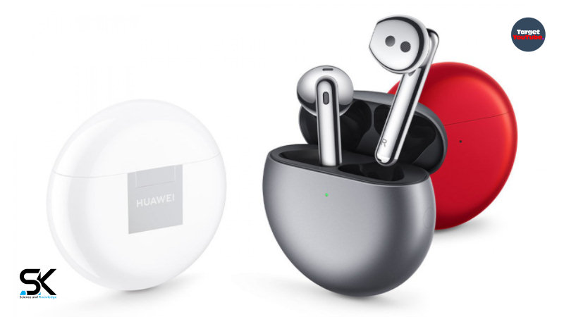 Wireless Headphones Huawei FreeBuds 4 (2021) Officially Presented