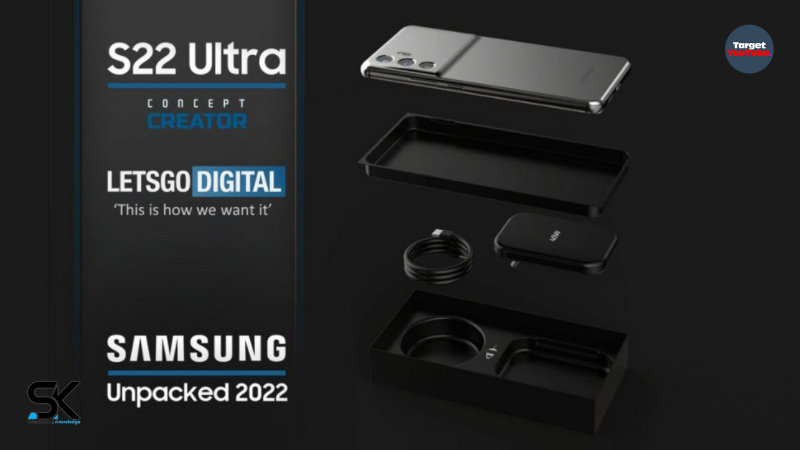 Samsung Galaxy S22 Ultra - New Design and Massive Features 'Confirmed'